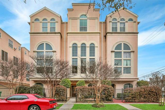 2807 Mason Street, Houston, TX 77006 (MLS #84882201) :: The Freund Group