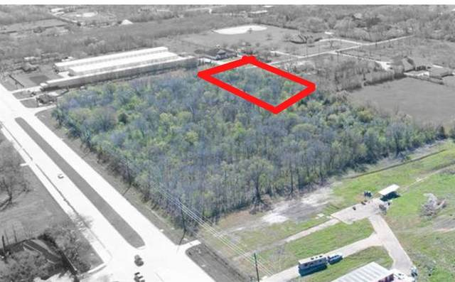 0 County Road 101 County Rd 736B Tract 3, Manvel, TX 77578 (MLS #84886141) :: Parodi Group Real Estate