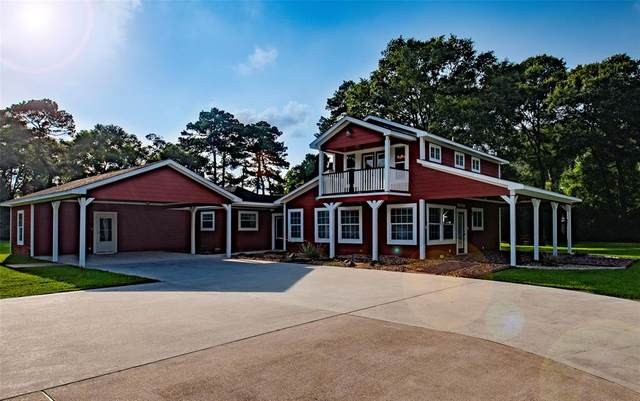 245 County Road 2215, Cleveland, TX 77327 (MLS #84888008) :: The Property Guys