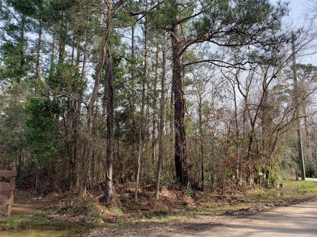 0 Lost Lake Drive E, New Caney, TX 77357 (MLS #84890495) :: The Queen Team