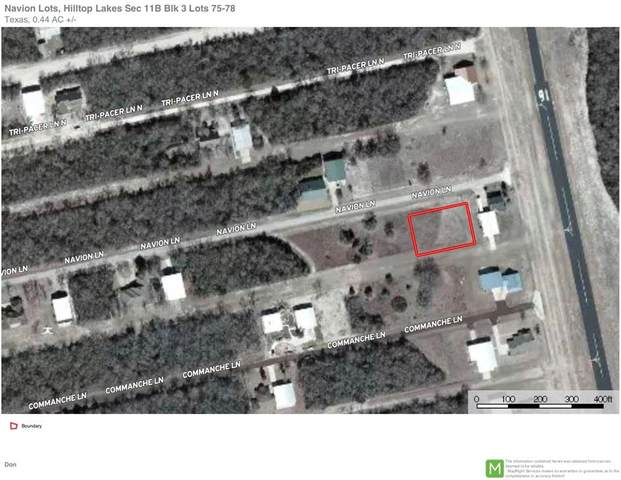 34 Navion Lane, Hilltop Lakes, TX 77871 (MLS #8490299) :: Lerner Realty Solutions
