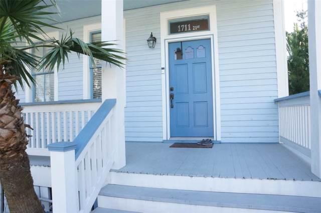 1711 21st Street, Galveston, TX 77550 (MLS #84907070) :: Phyllis Foster Real Estate