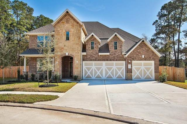 268 Dawn Brook, Conroe, TX 77384 (MLS #84933902) :: The Bly Team
