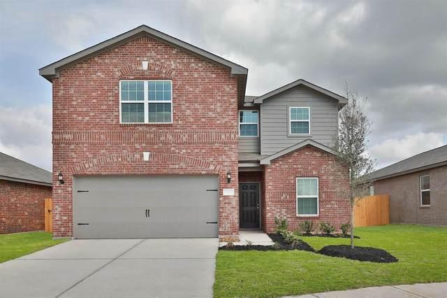 21002 Capulin Lakes Drive, Hockley, TX 77447 (MLS #8493533) :: The Wendy Sherman Team