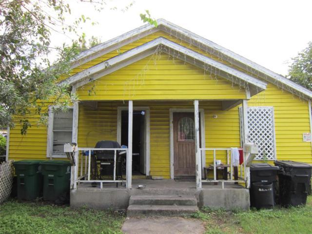 7408 & 7410 Denison Street, Houston, TX 77020 (MLS #84955643) :: The Bly Team