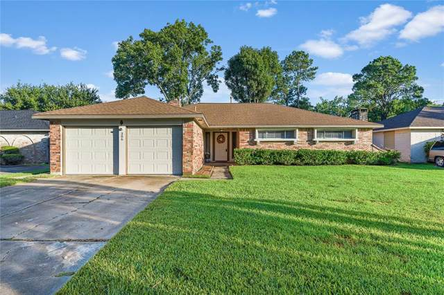 306 Brandywyne Drive, Friendswood, TX 77546 (MLS #84955734) :: JL Realty Team at Coldwell Banker, United