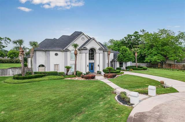 201 Timber Grove Place, Friendswood, TX 77546 (MLS #84957692) :: Lisa Marie Group | RE/MAX Grand