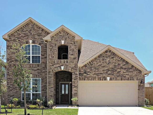 14102 Red River Drive, Baytown, TX 77523 (MLS #84962244) :: The Bly Team