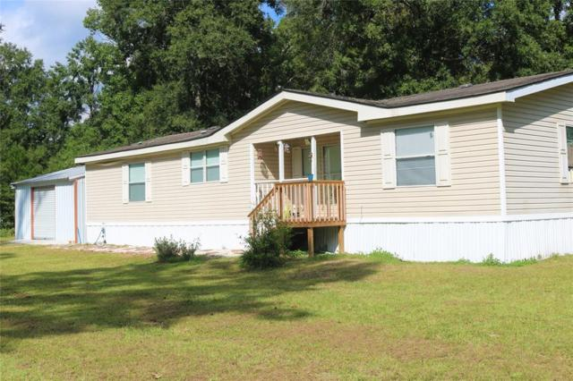 825 County Road 6481, Dayton, TX 77535 (MLS #8496685) :: Texas Home Shop Realty