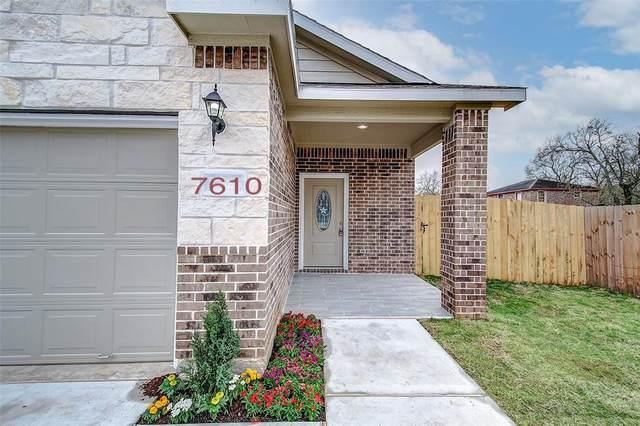 7610 Teesdale Drive, Houston, TX 77028 (MLS #8496698) :: Caskey Realty