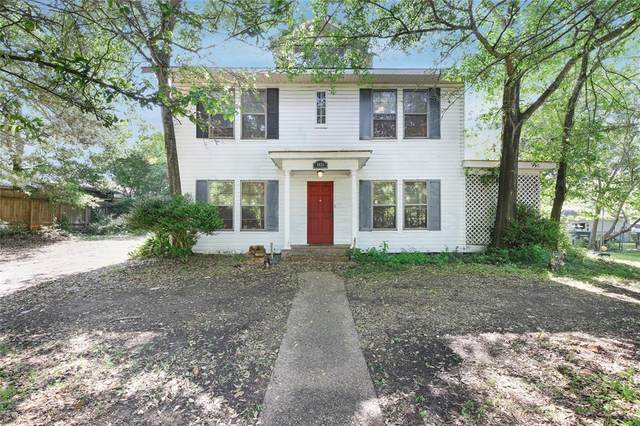 1421 Avenue O, Huntsville, TX 77340 (MLS #84972468) :: The SOLD by George Team