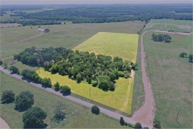 469 Friendship Cemetery Road, Paige, TX 78659 (MLS #84975000) :: The Home Branch