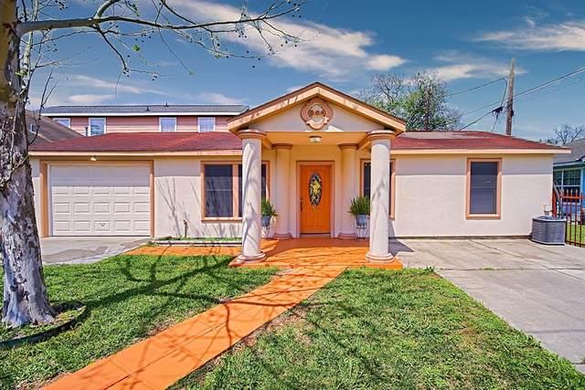 910 Coronado Street, Houston, TX 77009 (MLS #84978423) :: The Home Branch