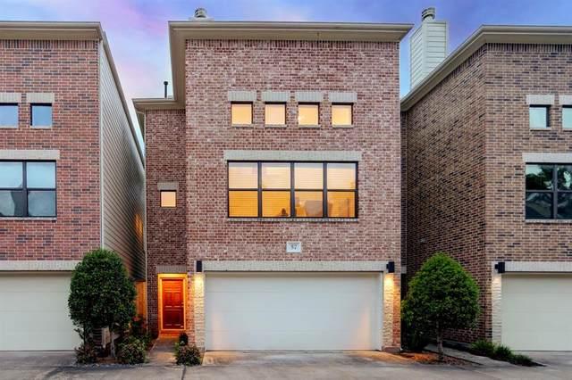 650 Westcross Street #57, Houston, TX 77018 (MLS #84981726) :: Texas Home Shop Realty