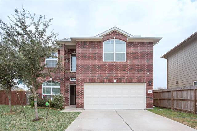 1107 Arum, Missouri City, TX 77489 (MLS #84983072) :: The SOLD by George Team