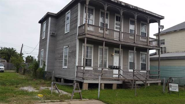 1408 Strand Street, Galveston, TX 77550 (MLS #84984042) :: Guevara Backman