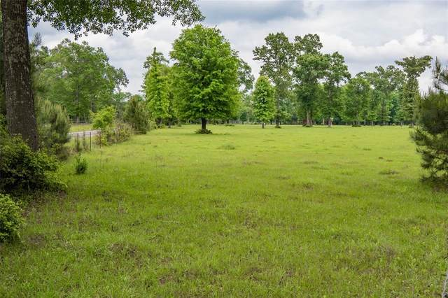1.5 AC County Road 2184, Cleveland, TX 77327 (MLS #84993089) :: Bray Real Estate Group
