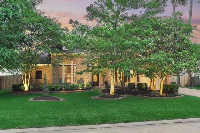 115 S Bantam Woods Circle, The Woodlands, TX 77382 (#85001493) :: ORO Realty