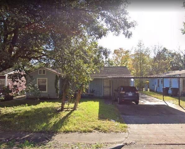 5226 Kingsbury Street, Houston, TX 77021 (MLS #85008956) :: The Heyl Group at Keller Williams