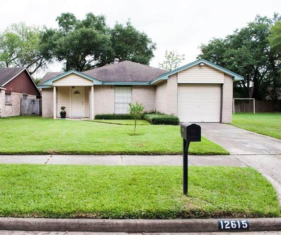 12615 Hickory Bend Drive, Houston, TX 77070 (MLS #85010270) :: The Bly Team