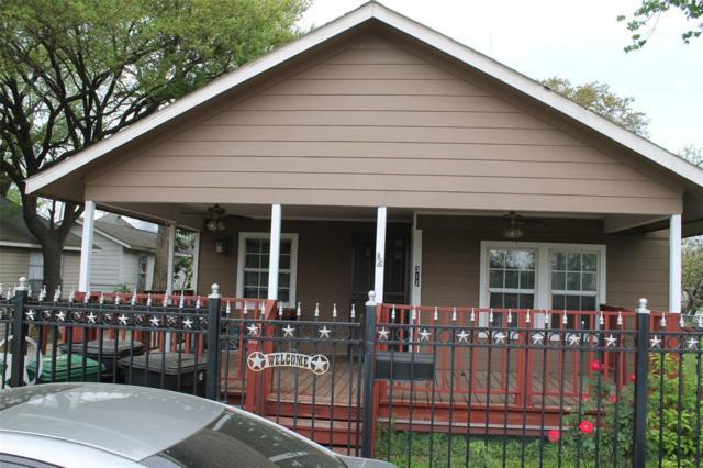 311 N Milby Street, Houston, TX 77003 (MLS #85022203) :: Magnolia Realty