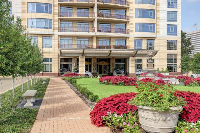 1000 Uptown Park Boulevard #64, Houston, TX 77056 (MLS #85024364) :: Bray Real Estate Group