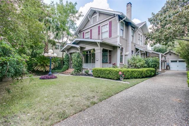1108 Hyde Park Boulevard, Houston, TX 77006 (MLS #850342) :: Magnolia Realty