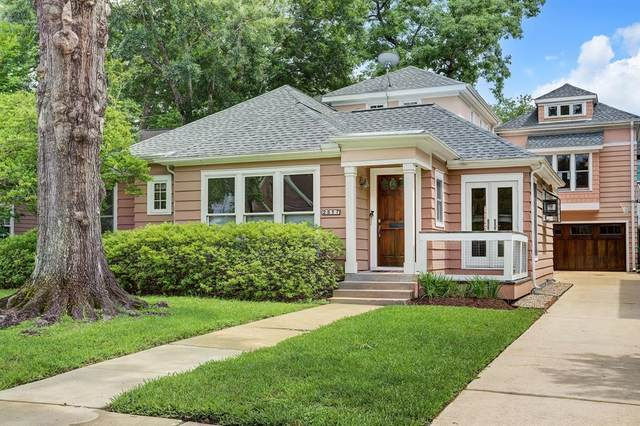 2517 Goldsmith Street, Houston, TX 77030 (MLS #85034525) :: The SOLD by George Team