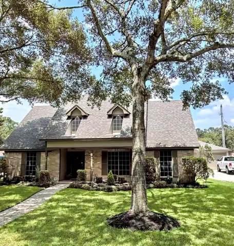 3727 Cypress Hill Drive, Spring, TX 77388 (MLS #85035574) :: Caskey Realty