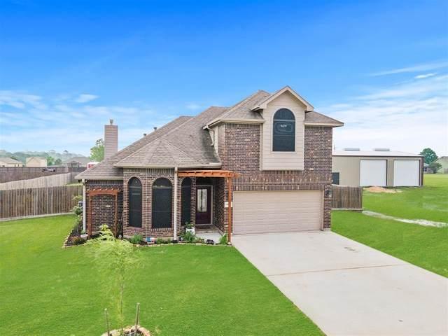 14074 Overstreet Drive, Willis, TX 77318 (MLS #85050333) :: Rachel Lee Realtor