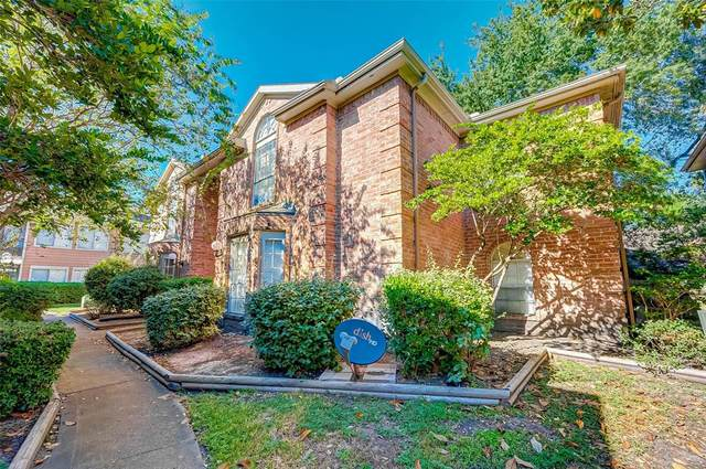 12400 Overbrook Lane 54A, Houston, TX 77077 (MLS #85055964) :: The SOLD by George Team