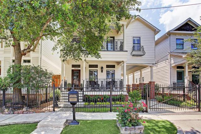1503 Blair Street, Houston, TX 77008 (MLS #8505740) :: Connect Realty