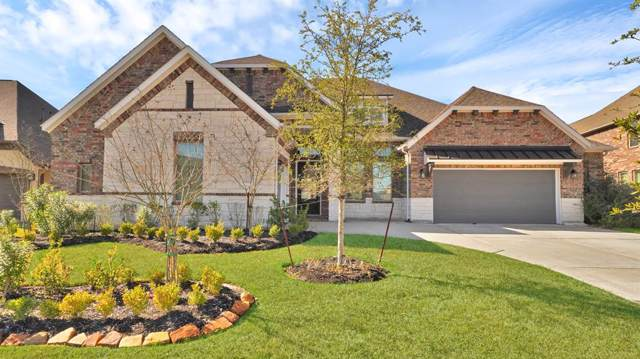 18519 Spellman Ridge Drive, Tomball, TX 77377 (MLS #85063134) :: The Queen Team
