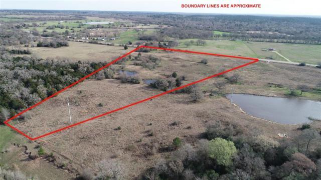 12.17 Acres Hwy 90 N, Bedias, TX 77831 (MLS #85063442) :: Texas Home Shop Realty