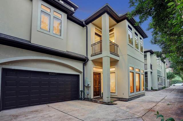 2608 Nantucket Drive C, Houston, TX 77057 (MLS #85067517) :: Lerner Realty Solutions