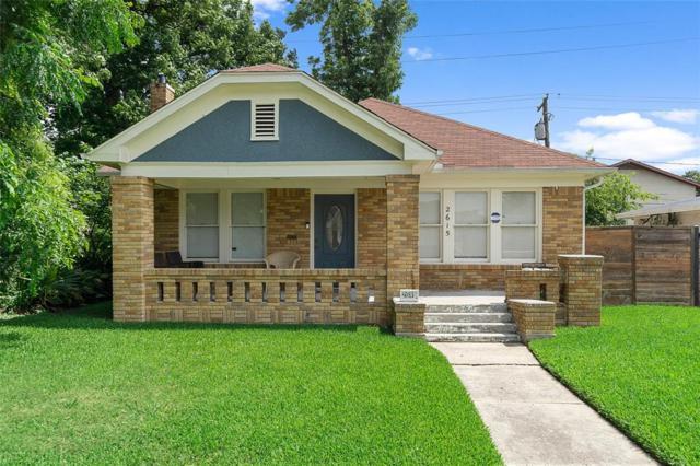2615 Ruth Street, Houston, TX 77004 (MLS #85068758) :: Texas Home Shop Realty
