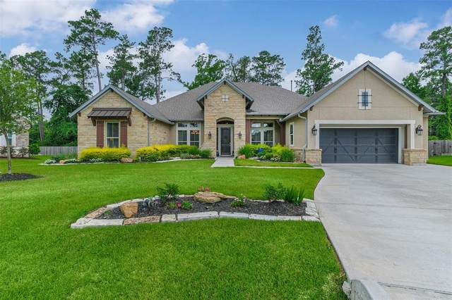 12618 Damuth Court, Magnolia, TX 77354 (MLS #85074974) :: The Bly Team