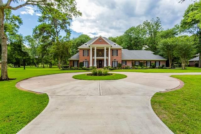 3719 Glenwood Drive, Richmond, TX 77406 (MLS #85077906) :: Caskey Realty