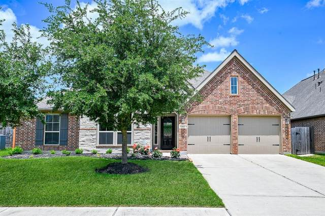 13413 Vintage Trail Lane, Pearland, TX 77584 (MLS #85083616) :: Ellison Real Estate Team