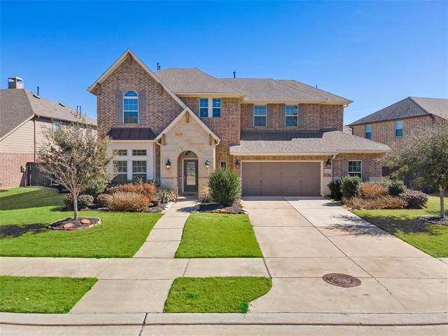 3410 Millhouse Point Way, Richmond, TX 77406 (MLS #85084419) :: The Property Guys