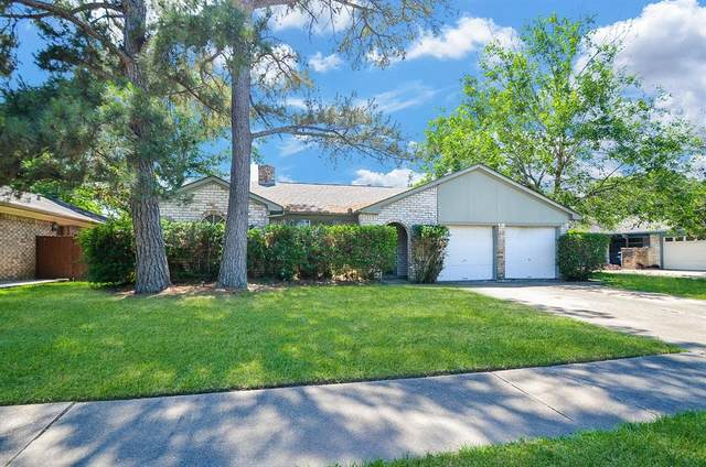 15634 Fern Basin Drive, Houston, TX 77084 (MLS #85085465) :: The SOLD by George Team