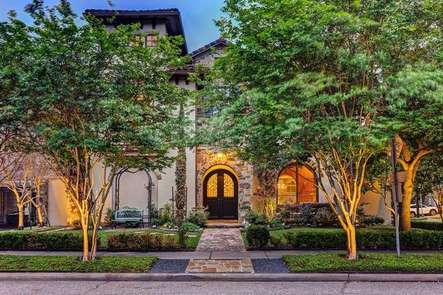 1617 Woodhead Street, Houston, TX 77019 (MLS #85088002) :: Green Residential