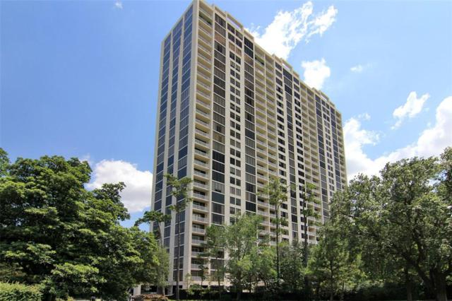 121 N Post Oak Lane #605, Houston, TX 77024 (MLS #85094840) :: Giorgi Real Estate Group