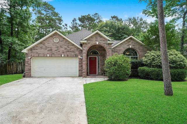 702 Weeping Willow Way, Magnolia, TX 77354 (MLS #85096850) :: The SOLD by George Team