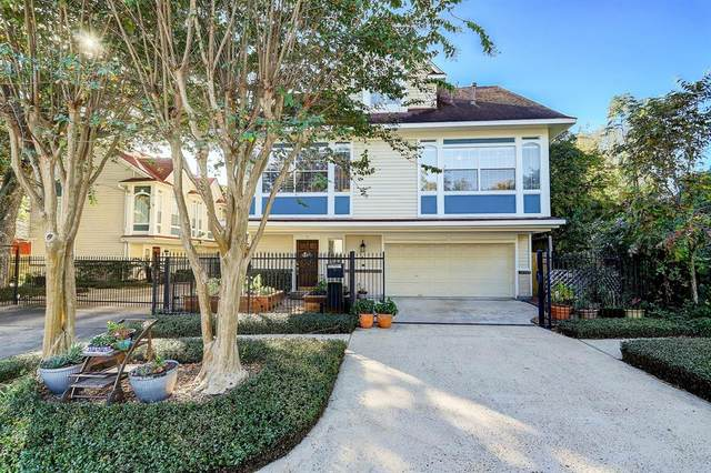 421 Harvard Street D, Houston, TX 77007 (MLS #85098153) :: Area Pro Group Real Estate, LLC