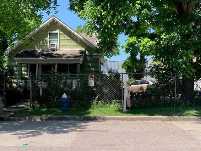 637 E 6 1/2 Street Street, Houston, TX 77007 (MLS #85101498) :: The Heyl Group at Keller Williams