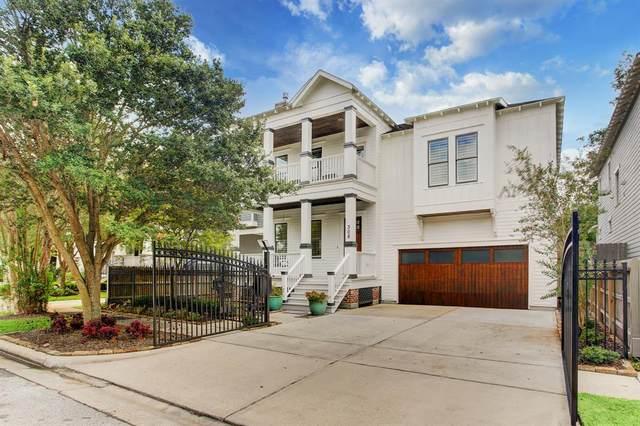 308 E 24th Street N, Houston, TX 77008 (MLS #85110270) :: The Wendy Sherman Team