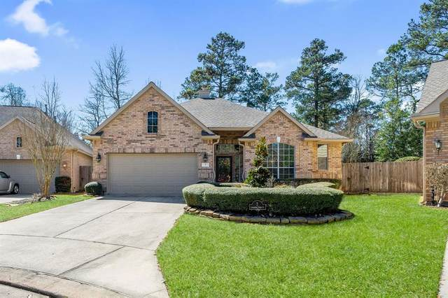 7 Cheshire Glen Court, The Woodlands, TX 77382 (MLS #85113867) :: My BCS Home Real Estate Group
