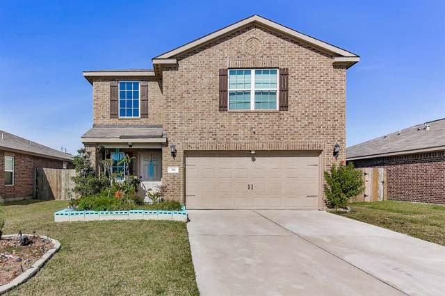 318 Shoshone Ridge Drive, La Marque, TX 77568 (MLS #85126195) :: The Queen Team