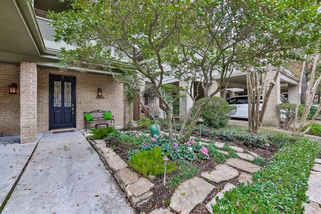 201 Vanderpool Lane #108, Houston, TX 77024 (MLS #85129312) :: Texas Home Shop Realty